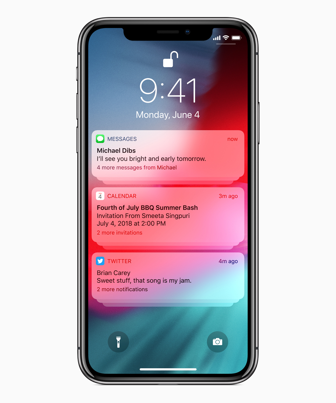 How iOS 12 will affect push notifications
